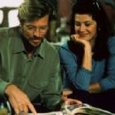 Jack Wagner and Daphne Zuniga