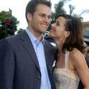 Bridget Moynahan and Tom Brady
