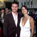Tom Cruise and Penelope Cruz at the Beverly Hills premiere of Universal's Captain Corelli's Mandolin - 8/13/2001