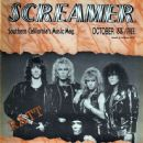 Stephen Pearcy, Robbin Crosby, Warren Demartini, Juan Croucier, Bobby Blotzer - Screamer Magazine Cover [United States] (October 1988)