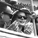 Grace Kelly and Prince Rainier of Monaco at the 1966 Bullfights, Spain - 377 x 223