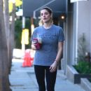 Ashley Greene – Leaves her workout in West Hollywood