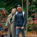 Hilary Duff – Seen at The Bronx Zoo in New York