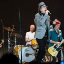 The Rolling Stones perform at the O2 Arena on November 25, 2012