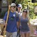 Heidi Montag - With The Spencer Pratt At The Santa Barbara Zoo - Sep 15, 2010