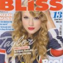 Taylor Swift in Bliss Magazine