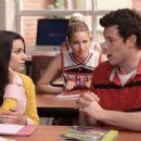 Finn Hudson and Rachel Berry