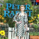 Elizabeth Debicki – 'Peter Rabbit' Premiere in London