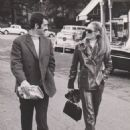 Ursula Andress and Jean-Paul Belmondo