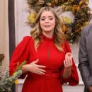 Sasha Pieterse – Hallmark Channel's 'Home & Family' at Universal Studios Hollywood - 454 x 648