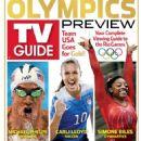 Simone Biles - TV Guide Magazine Cover [United States] (8 August 2016)