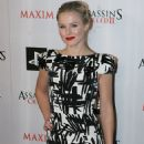 Kristen Bell - Maxim And Ubisoft Celebrate The Launch Of 'Assassin's Creed II' At Voyeur On November 11, 2009 In West Hollywood, California