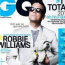 Robbie Williams GQ Germany November 2009