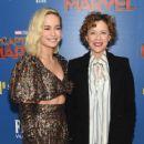 'Captain Marvel' New York Screening