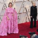 Maya Rudolph and Amy Poehler At The 91st Annual Academy Awards - Arrivals (2019) - 454 x 328