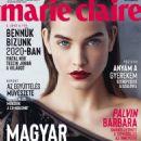 Barbara Palvin - Marie Claire Magazine Cover [Hungary] (January 2020)