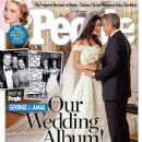 George Clooney and Amal Alamuddin's Intimate Wedding Album Appears in PEOPLE