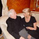 Sidney Sheldon with his wife Alexandra, 1988-2007
