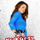 Jennifer Stone Poster of Kickin' It Old Skool - 2007