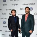 Baris Kilic & Sercan Badur attend GQ Men of the Year Awards Istanbul