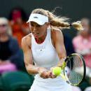 Caroline Wozniacki – 2019 Wimbledon Tennis Championships in London - 454 x 321