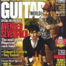 Zacky Vengeance - Guitar World Magazine Cover [United States] (1 December 2007)