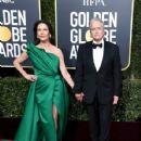 Catherine Zeta-Jones At The 76th Golden Globe Awards (2019) - 428 x 600