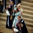 Kate Middleton - Order of the Garter Service (June 16, 2014)