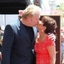 Patricia Heaton and David Hunt