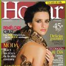 Penélope Cruz - Hogar Magazine Cover [Ecuador] (April 2009)