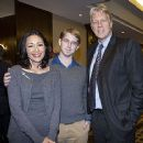 Ann Curry and Brian Ross