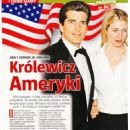 John Kennedy Jr. - Tele Tydzień Magazine Pictorial [Poland] (12 July 2019)