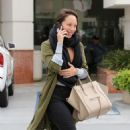 Cheryl Burke – Leaves Coffee Bean in LA - 454 x 532