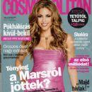 Shakira Cosmopolitan Hungary November 2009