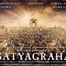Satyagraha 2013 movie posters - 454 x 351