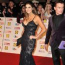 Luisa Zissman attends the Pride of Britain awards with Greg Burns at Grosvenor House on October 7, 2013 in London, England - 395 x 594