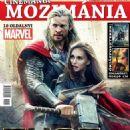Chris Hemsworth, Natalie Portman - Mozimania Magazine Cover [Hungary] (November 2013)