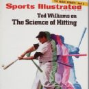 Ted Williams - Sports Illustrated Magazine Cover [United States] (8 July 1968)