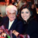 Bernie Ecclestone and Fabiana Flosi - 454 x 313