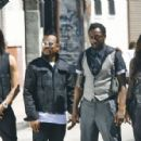 The Black Eyed Peas Have a Photoshoot
