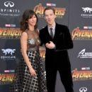 Benedict Cumberbatch - Premiere Of Disney And Marvel's 'Avengers: Infinity War' - Arrivals - 402 x 600