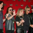 Judas Priest arrive at VH1 Rock Honors at the Mandalay Bay Events Center on May 25, 2006 in Las Vegas, Nevada - 454 x 303