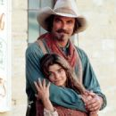 Tom Selleck and Laura San Giacomo