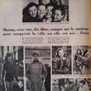 Marina Vlady - Paris Match Magazine Pictorial [France] (30 January 1954)