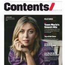 Maria Sharapova – Entrepreneur US Magazine (December 2018)