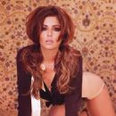 Cheryl Cole - 2012 Calendar Photoshoot