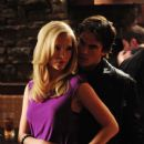 Ian Somerhalder and Candice Accola