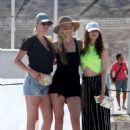 Kate Upton – Visiting Panathenaic Stadium in Athens