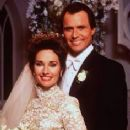 Michael Nader and Susan Lucci