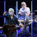 Roger Daltrey  performs on the first night of the band's residency at The Colosseum at Caesars Palace on July 29, 2017 in Las Vegas, Nevada - 454 x 352
